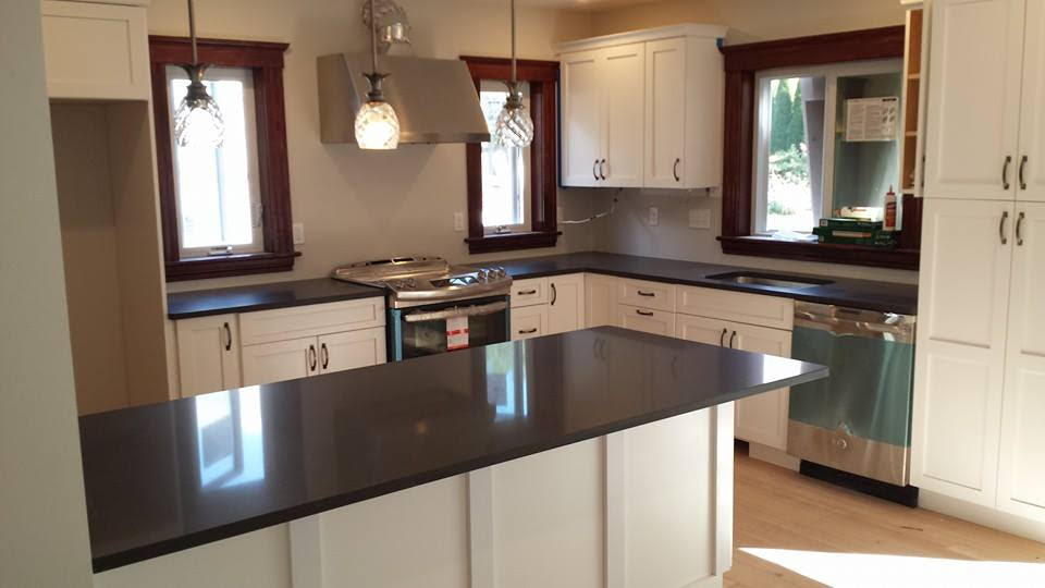 Absolute Black Kitchen Countertops